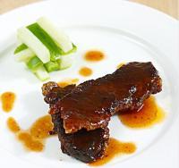 茄汁烤肉眼牛排的做法