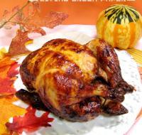 脆烤火鸡的做法
