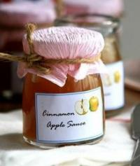 桂苹果酱的做法