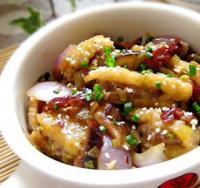 端午节菜谱:粽子酿肉的做法