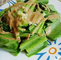 芝麻酱油麦菜的做法