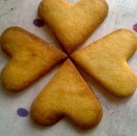特浓牛乳饼干的做法