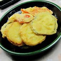 韩式炸蔬菜的做法