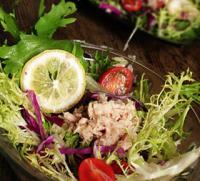 金枪鱼蔬菜沙拉的做法