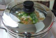 榨菜蒸濑粉的做法图文步骤