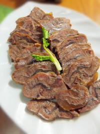 自制酱牛肉的做法