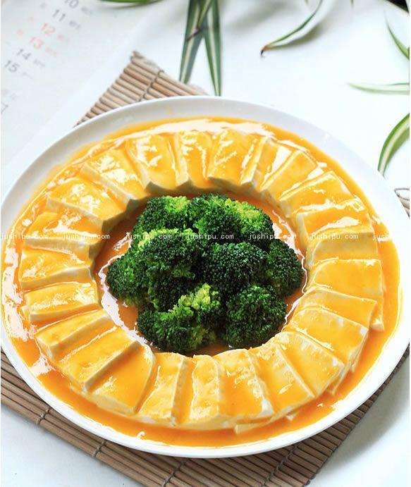 金牌豆腐的做法 www.meitianmeiwei.com