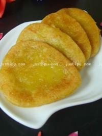 玉米渣饼的做法