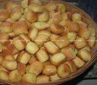 鸡蛋小面包的做法