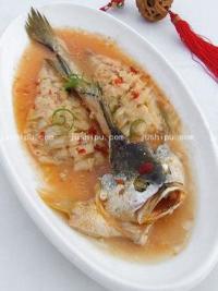 香辣大黄鱼的做法