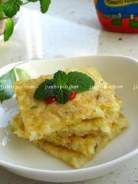 榨菜米饼的做法
