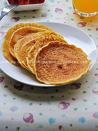 快手早餐 玉米饼的做法