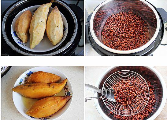 胶东传统豆饽饽的做法 www.meitianmeiwei.com