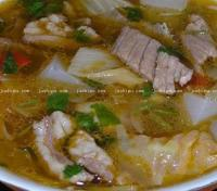 家常菜 粉汤的做法