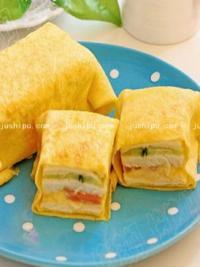 早餐 法式蛋皮吐司的做法