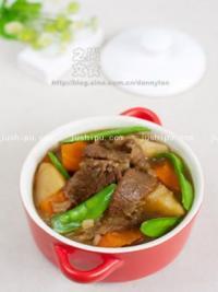 家常菜 土豆炖肉的做法