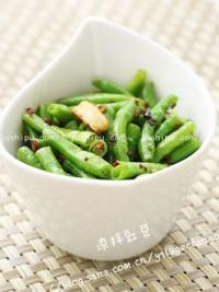 家常菜 凉拌豇豆的做法
