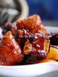 端午节 排骨烧粽子的做法