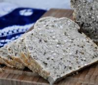 荞麦杂粮天然酵母包的做法