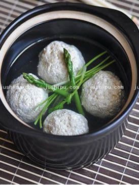 美食天下豆腐丸子的做法