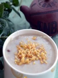 松籽藜麦糯米粥的做法